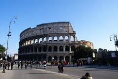 Rome - Colosseum long