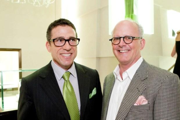 Jeffrey Weissman, Andrew Fisher
