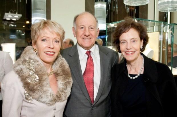 Barbara Brookins-Schneider, Chief Justice Ronald George, Barbara George