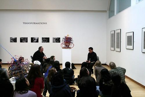 Gallery Talk: Ken Takashi Horii