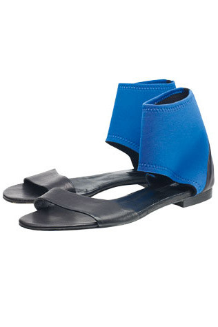 Senso neoprene sandals, $179.
