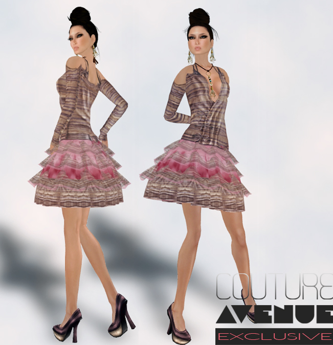 Couture AVENUE Exclusive - LeeZu