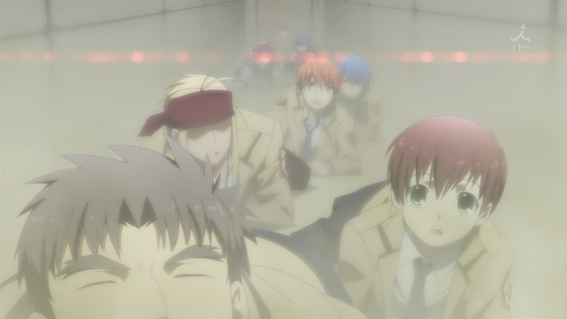 Angel Beats! Episode 02 - 06