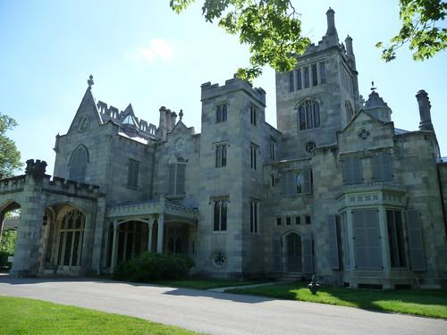 Lyndhurst Castle - Tarrytown, NY (1/4)