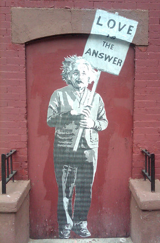 Einstein on West 4th