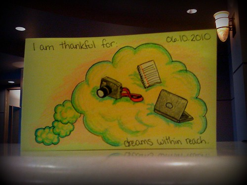 Thank You Journal - 061010
