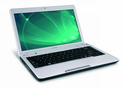 Toshiba Satellite L630 Series Laptops Easy to Carry Exceptional Mobility & Style