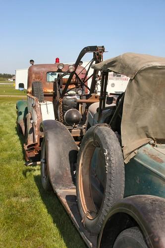 1936 GMC Rad Rod Tow Truck
