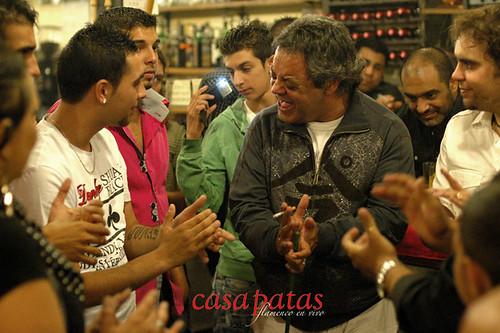 """Ramón """"El Portugués"""" siguiendo con la fiesta"""