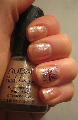 Nubar radiant rose no flash