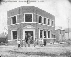 Bank of British North America, Weston Road, NE...
