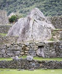 Stone in the wall, Machu Picchu