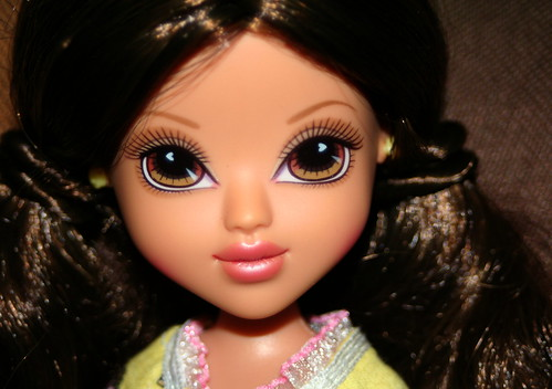 Sophina's Soulful Eyes