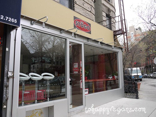 Stogo ice cream parlour, NYC