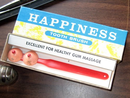 Happiness Tooth Brush