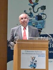 Jean-Paul Bailly, Président Groupe La Poste