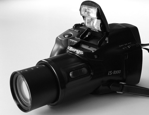 Olympus IS-1000 Seite