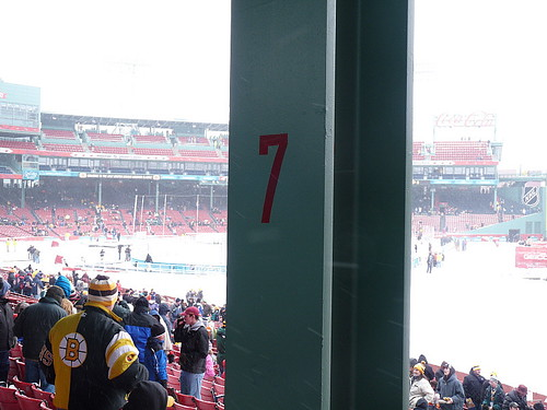 Section 7 obstructed view