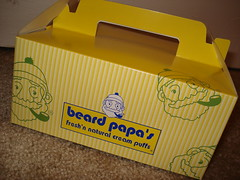 Beard Papa's Chicago