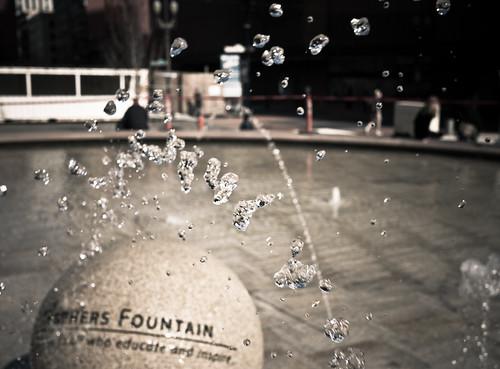 Teacher's Fountain