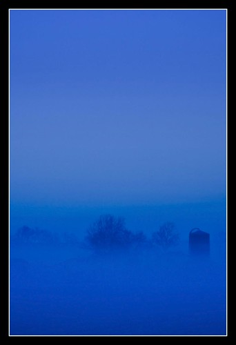 Blue Hour Farming