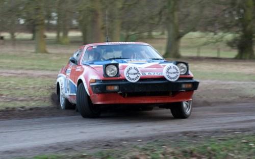 Triumph TR7 AGBO Rally