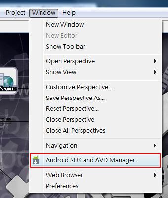AVD Manager