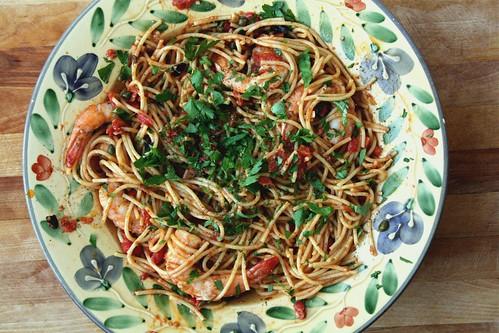 big bowl o' pasta