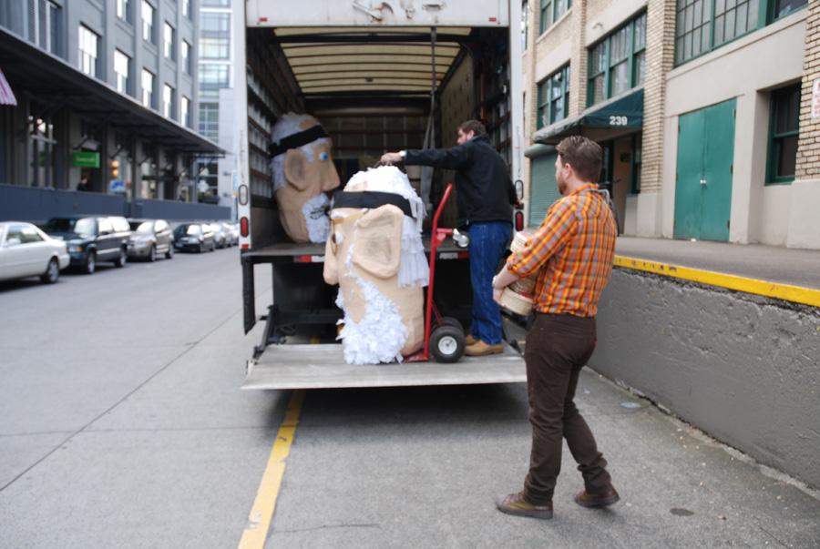 Piñata on the Move
