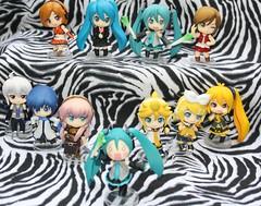 151/365 Vocaloid Petit Nendoroids