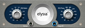 elysia niveau filter plugin