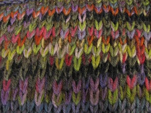 Tappan Zee Knit One Below Stitch