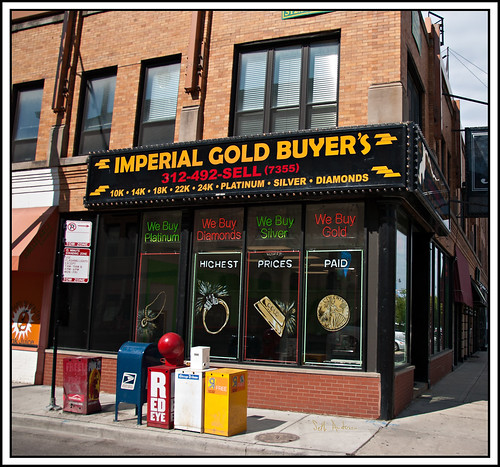 Imperial Gold Buyer's (sic)