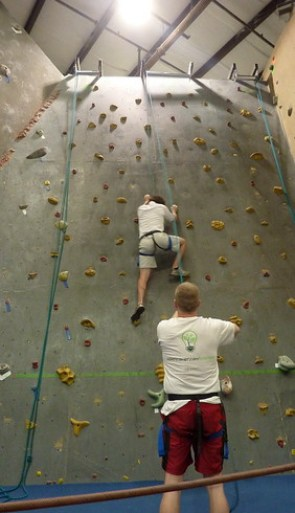 Aguille Rock Climbing Center