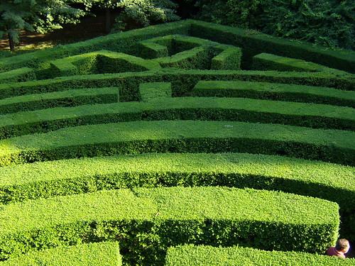 Labyrinth - Villa Pisani - Stra