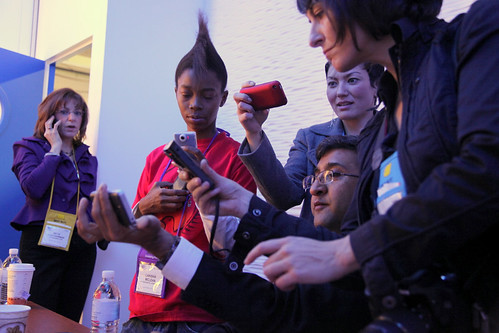 CES 2010 - Pankaj Kedia from Intel shows off 2010 devices