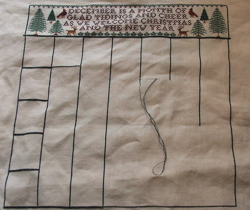 Countdown to Christmas / Blue Ribbon Designs