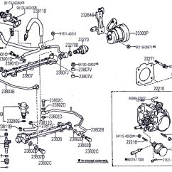 Toyota Engine Parts Diagram Gmos 06 Wiring 2 1990 22r Auto
