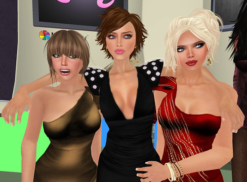Fabulous Fashion, Katey, Moo, me