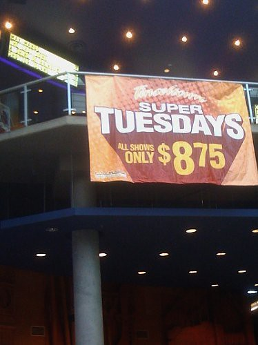 $2.50 Tuesdays No More