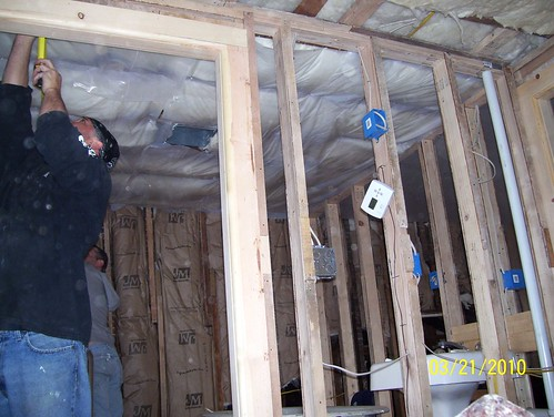 2nd floor insulation