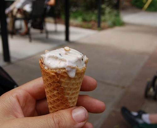 sourdough ice cream