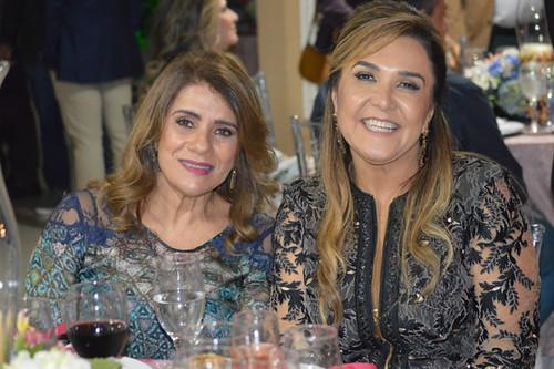 Fatinha Moraes e Vanda Diniz