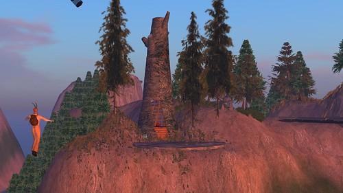 Enjah's Treehouse in Bodega