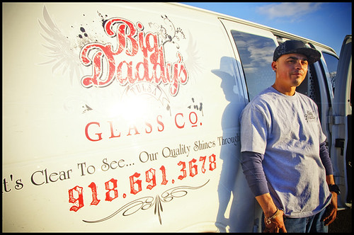 Gabriel Bernal [Big Daddy's Glass Company]