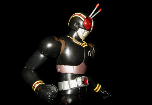 S.H.Figuarts Kamen Rider Black