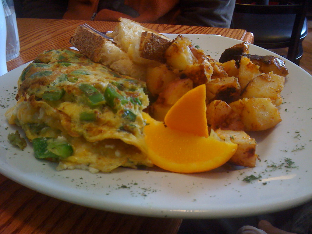#2 Omelet