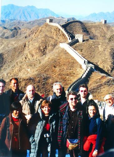 Gruppo Cina 2001