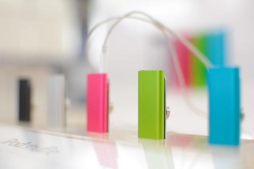 3rd Gen iPod Shuffles