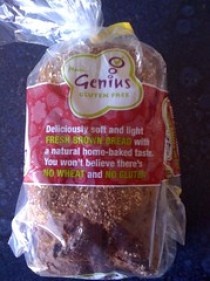 adventures of a gluten free globetrekker GF Bread Part 1: Genius Bread Gluten Free Products